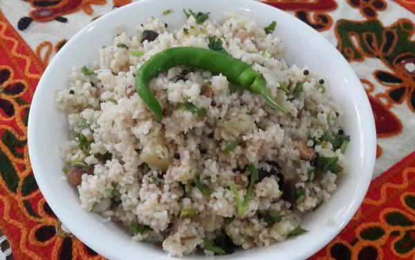 सामक के चावल का पुलाव